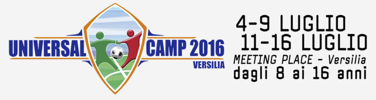 Players&Events: Universal Camp 2016 in Versilia