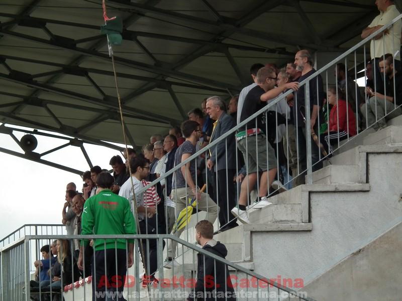 Un pareggio contro l'Arezzo Acad: la rincorsa continua!