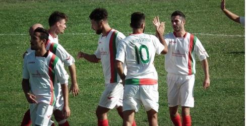I Rossoverdi non sbagliano nel derby col Montecchio