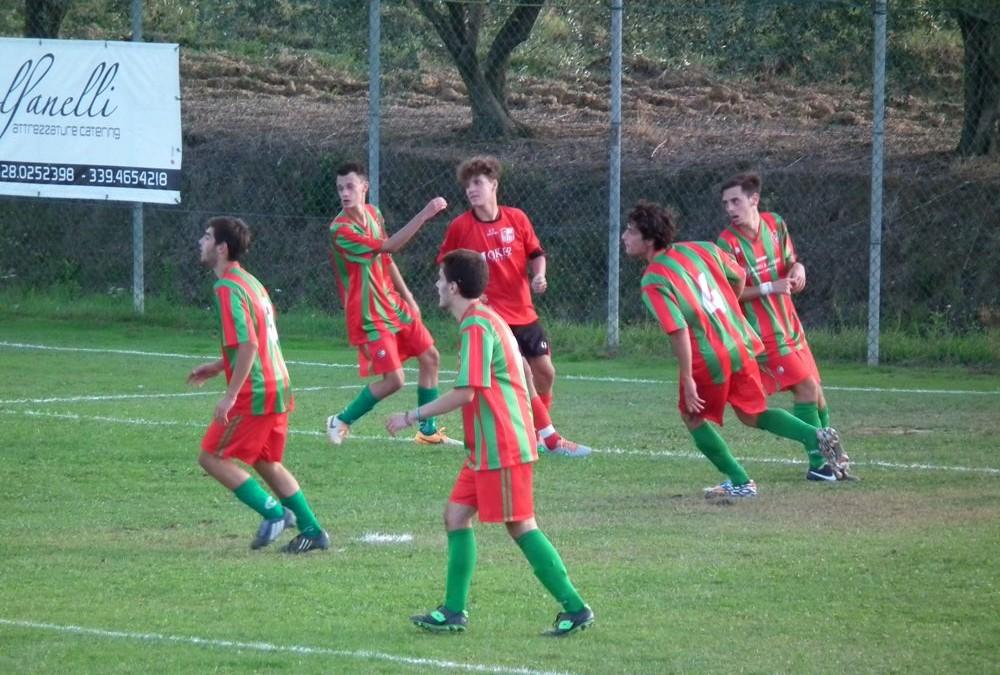 Juniores: Fratta S Caterina sconfitta di misura dal S Firmina