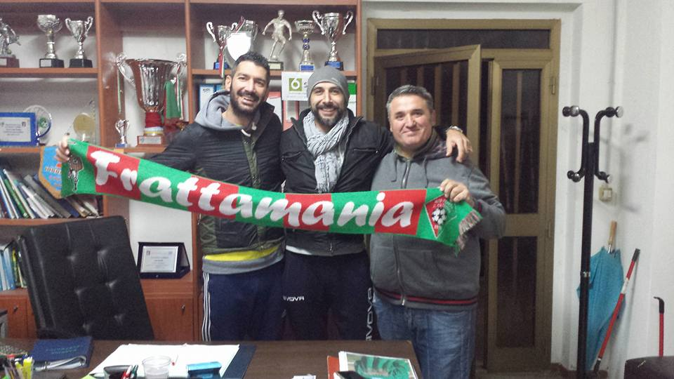 ASD Fratta Santa Caterina: arriva bomber Maccari