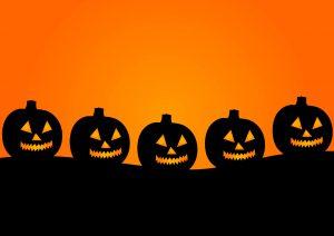 Mercoledì 31 ottobre 2018 ore 20:30 cena di Halloween