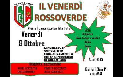 Venerdì Rossoverde